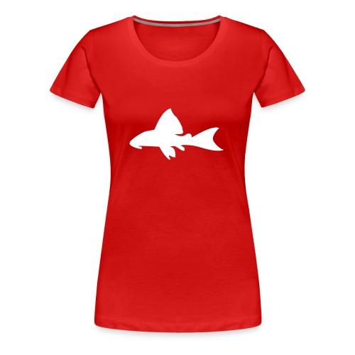 L-malle - velg farge! - Premium T-skjorte for kvinner