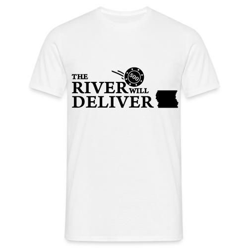 Poker (black) - Men's T-Shirt