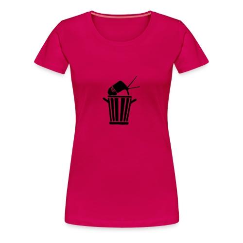 Trashlevision - Women's Premium T-Shirt