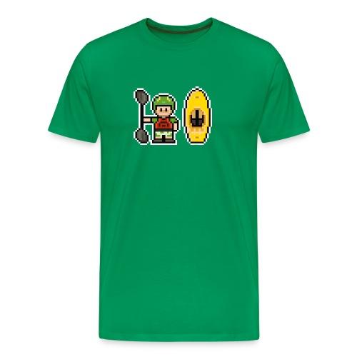 T-shirt Kayakiste Homme - T-shirt Premium Homme
