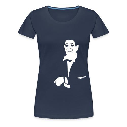 pb - reagan 2 - Maglietta Premium da donna