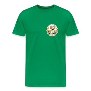 Jubiläums-Shirt 30 Jahre W126 khaki - Men's Premium T-Shirt