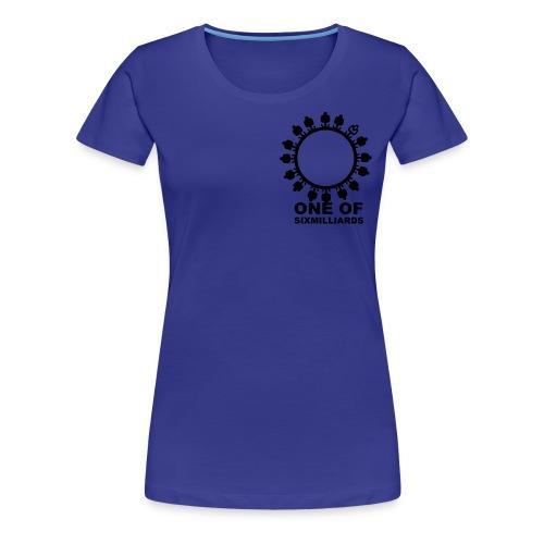 Tshirt We're - T-shirt Premium Femme