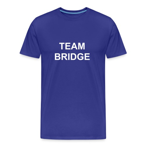 Team Bridge T-Shirt - Men's Premium T-Shirt