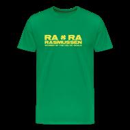T-Shirts ~ Men's Premium T-Shirt ~ RA RA Rasmussen
