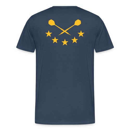 L.C.F.C. BLUE XXXL - Men's Premium T-Shirt