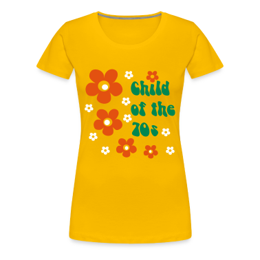 Giallo Child of the 70s T-shirt