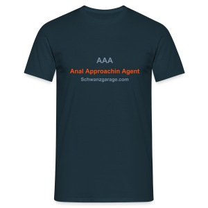 Anal Approaching Agent - Men's T-Shirt