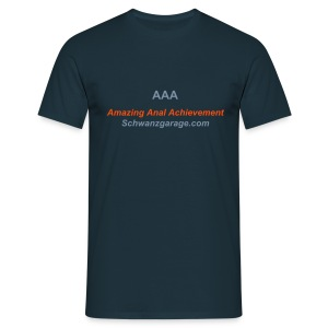 Amazing Anal Achievement - Men's T-Shirt