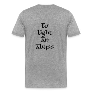 To Light An Abyss jamie - Men's Premium T-Shirt