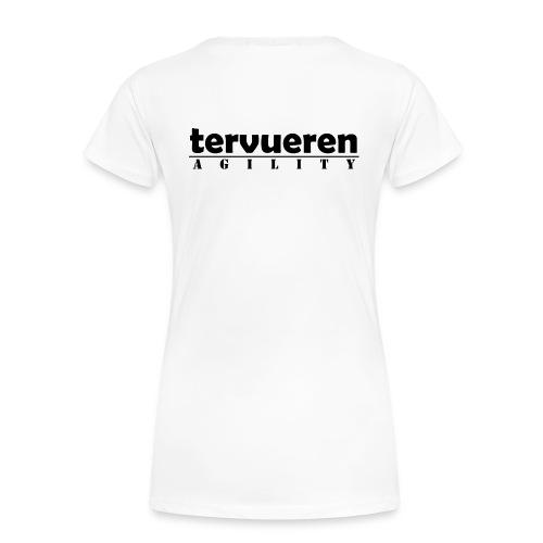tervueren agility - T-shirt Premium Femme