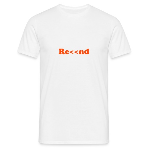 Rewind - Men's T-Shirt
