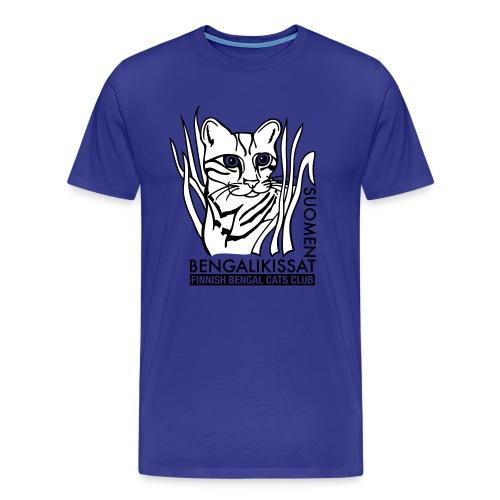 Tyyppi 6 - miesten t-paita (väri vapaa) - Miesten premium t-paita