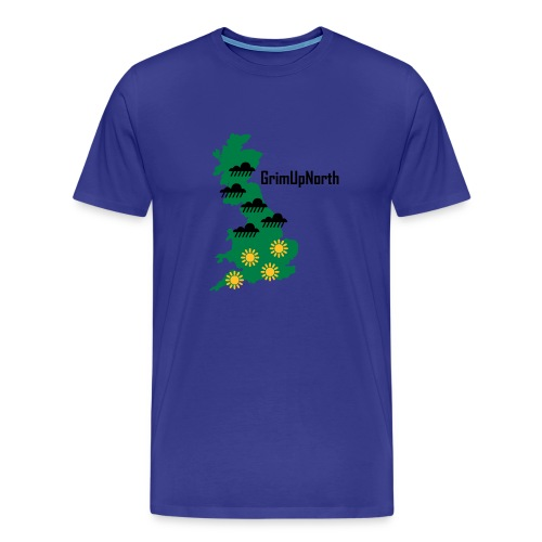 Northern Weather - Men's Premium T-Shirt