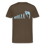 T-Shirts ~ Männer Premium T-Shirt ~ Shirt Evolution