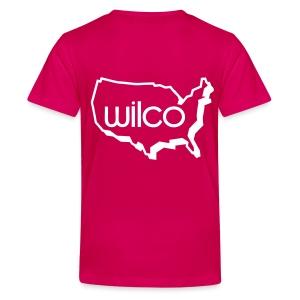 Wilco - Teenage Premium T-Shirt