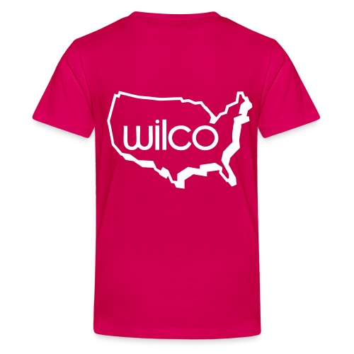 Wilco - Teenage Premium T-Shirt