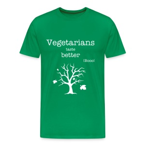 Vegetarians - Men's Premium T-Shirt