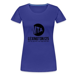 Lexington 125 - Women's Premium T-Shirt