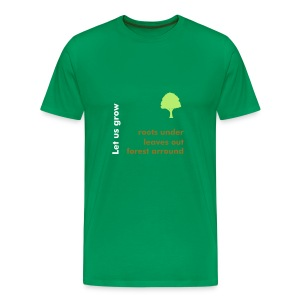 Trees - Men's Premium T-Shirt