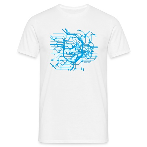 Lost in Transmission  Beige - Männer T-Shirt