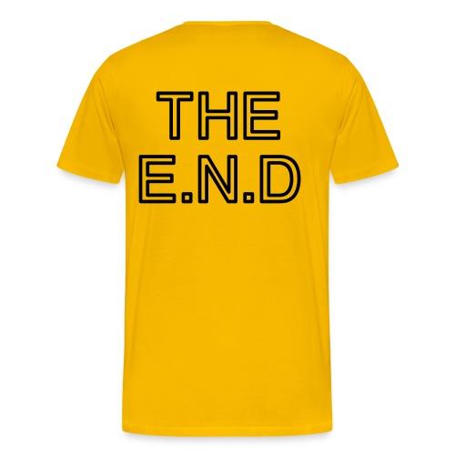 Lets party - Premium T-skjorte for menn
