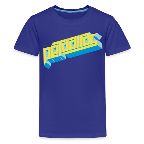 Mad Dog - Premium-T-shirt tonåring