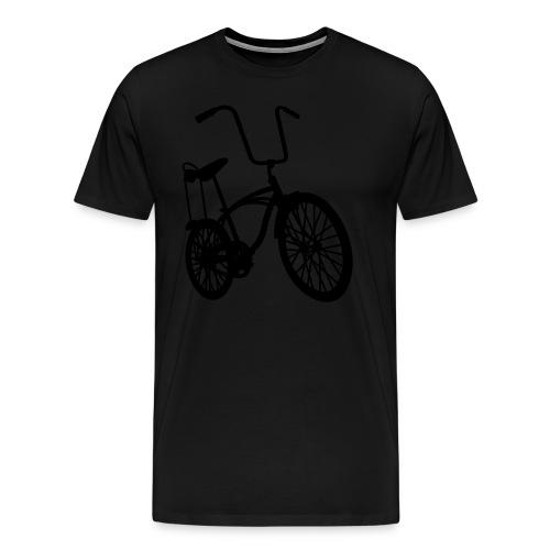 Retro Bike - Herre premium T-shirt