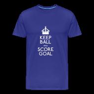 T-Shirts ~ Men's Premium T-Shirt ~ Keep Ball