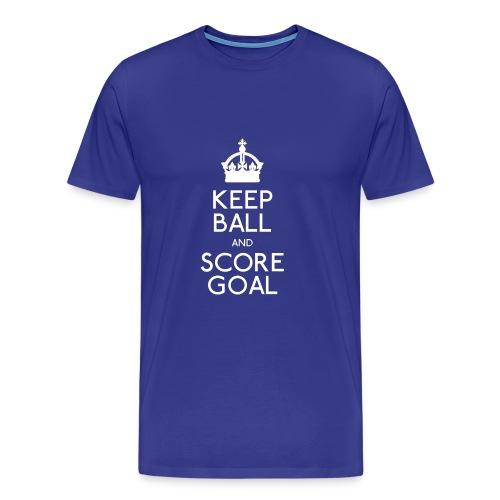 Keep Ball - Men's Premium T-Shirt