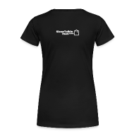 T-Shirts ~ Women's Premium T-Shirt ~ WOMENS SIMPLE: Hold me. I want you to feel greatness.