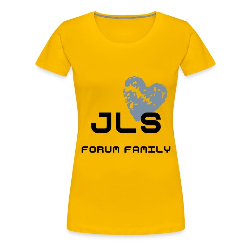 Danniey Loves Jonathan - Women's Premium T-Shirt