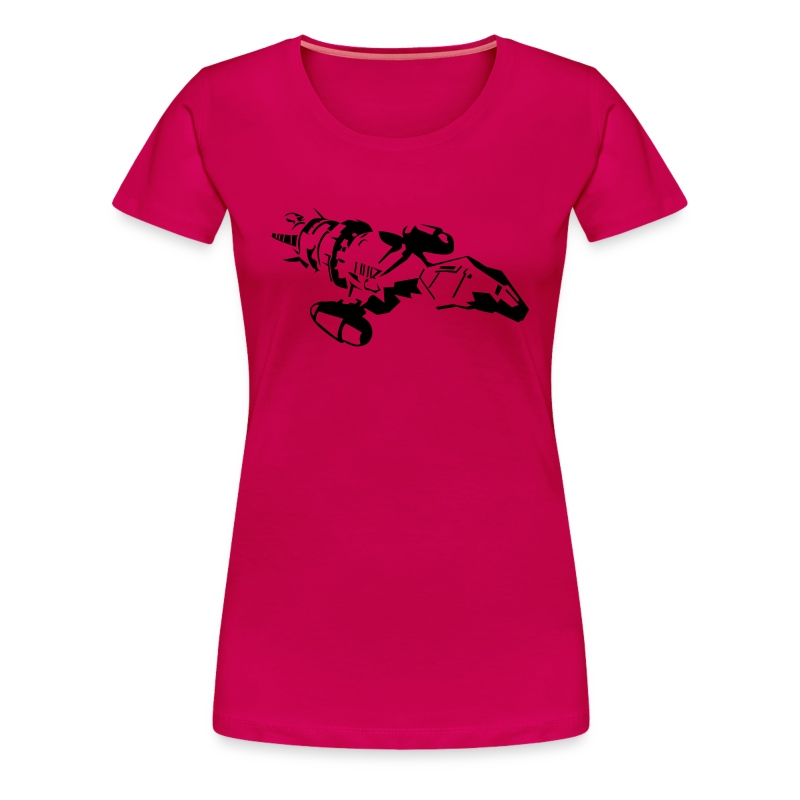 Serenity Ship - Original  - Women's Premium T-Shirt