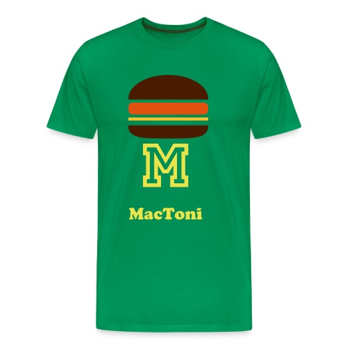 Mactoni - Men's Premium T-Shirt