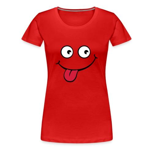 Olen venäläinen  - Naisten premium t-paita