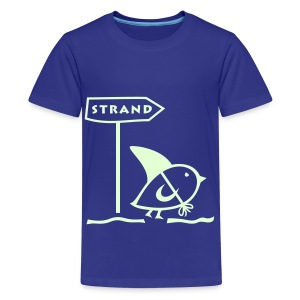TWEETLERCOOLS - Badefreude | Kindershirt - Teenager Premium T-Shirt