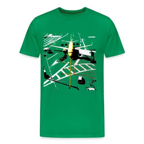 airport | Std.shirt - Männer Premium T-Shirt