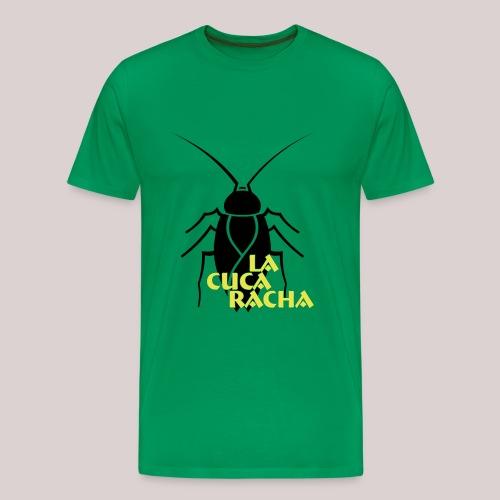 La Cucaracha - Die Küchenschabe - Männer Premium T-Shirt