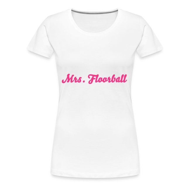 Mrs. Floorball