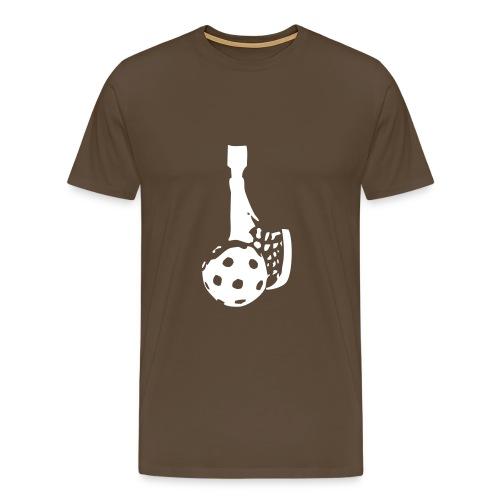 Ballhandling - Männer Premium T-Shirt