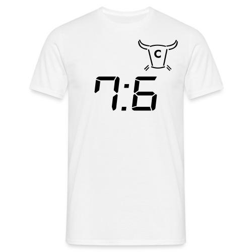 Endergebnis - Männer T-Shirt