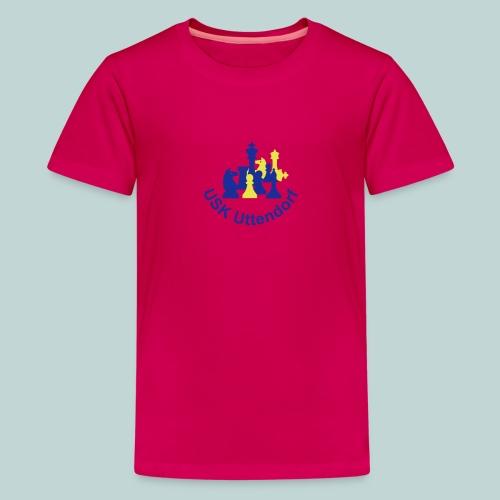 USK Uttendorf V - Teenager Premium T-Shirt