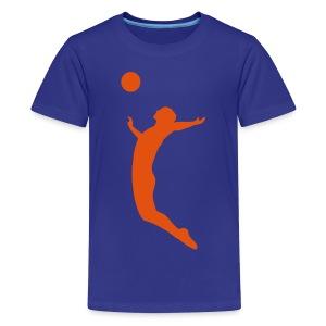volley3 - Teenager Premium T-shirt