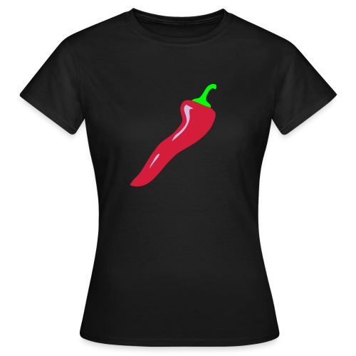 Chilli Frauen Girlieshirt - Frauen T-Shirt