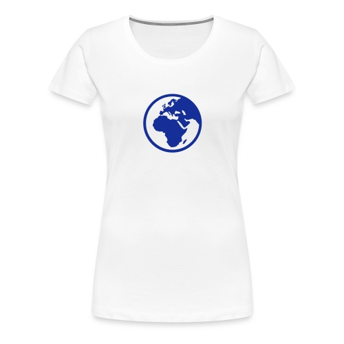 World Shirt - Women - Frauen Premium T-Shirt