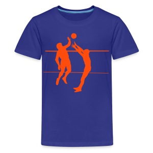 volley1 - Teenager Premium T-shirt