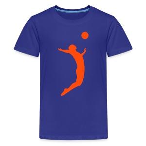 volley4 - Teenager Premium T-shirt