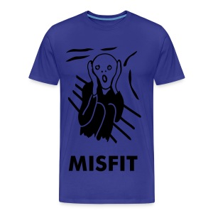 Misfit Scream - Men's Premium T-Shirt