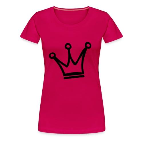Princess - Premium T-skjorte for kvinner