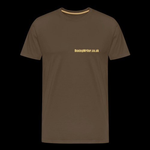 Rhodes and the new - Men's Premium T-Shirt
